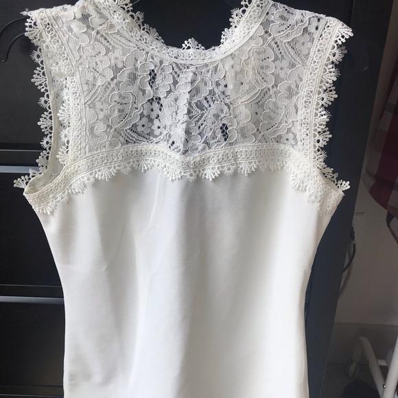 H&M Tops - H&M • Sleeveless Shirt